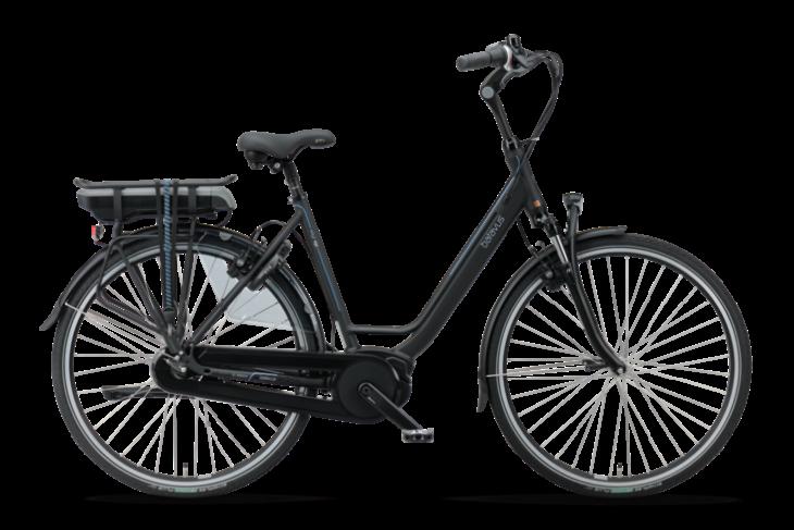 DeBatavus Wayz EGO Active is scherp geprijsd leverbaar bij de enige officiële Batavus Premium dealer van Alphen aan den Rijn; Van der Louw tweewielers.