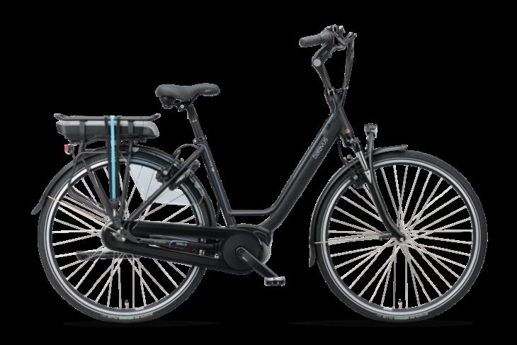 DeBatavus Wayz EGO Active Plus is scherp geprijsd leverbaar bij de enige officiële Batavus Premium dealer van Alphen aan den Rijn; Van der Louw tweewielers.