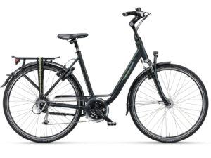 DeBatavus Fuze comfort is scherp geprijsd leverbaar bij de enige officiële Batavus Premium dealer van Alphen aan den Rijn; Van der Louw tweewielers.