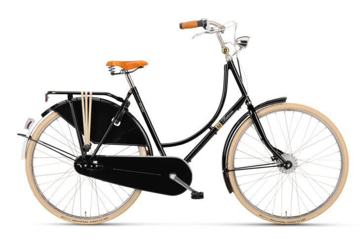 DeBatavus Old Dutch Deluxe is scherp geprijsd leverbaar bij de enige officiële Batavus Premium dealer van Alphen aan den Rijn; Van der Louw tweewielers.