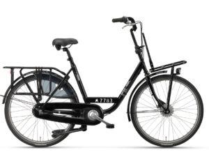 DeBatavus Personal Bike Plus is scherp geprijsd leverbaar bij de enige officiële Batavus Premium dealer van Alphen aan den Rijn; Van der Louw tweewielers.