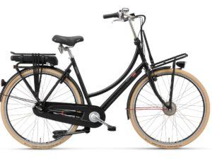 DeBatavus X-Posure EGO Deluxe is scherp geprijsd leverbaar bij de enige officiële Batavus Premium dealer van Alphen aan den Rijn; Van der Louw tweewielers.