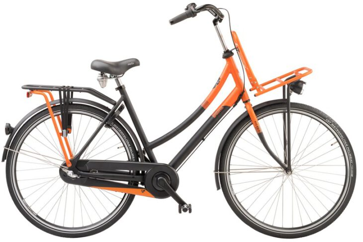 Deze Sparta Pick-Up Trend 7V is scherp geprijsd leverbaar bij de enige officiële Sparta Premium dealer van Alphen aan den Rijn; Van der Louw tweewielers.