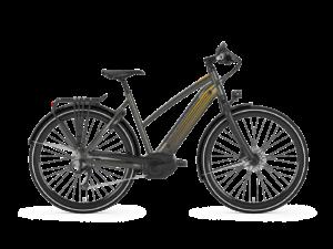 De Gazelle Cityzen T10 HMBis scherp geprijsd leverbaar bij de enige officiële Gazelle Premium dealer van Alphen aan den Rijn; Van der Louw tweewielers.