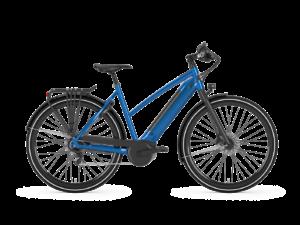 De Gazelle Cityzen C8+ HMBis scherp geprijsd leverbaar bij de enige officiële Gazelle Premium dealer van Alphen aan den Rijn; Van der Louw tweewielers.