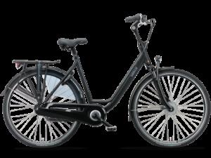 DeBatavus Wayz comfort is scherp geprijsd leverbaar bij de enige officiële Batavus Premium dealer van Alphen aan den Rijn; Van der Louw tweewielers.