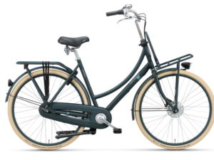 DeBatavus CNCTD Deluxe is scherp geprijsd leverbaar bij de enige officiële Batavus Premium dealer van Alphen aan den Rijn; Van der Louw tweewielers.