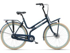 DeBatavus Quip is scherp geprijsd leverbaar bij de enige officiële Batavus Premium dealer van Alphen aan den Rijn; Van der Louw tweewielers.