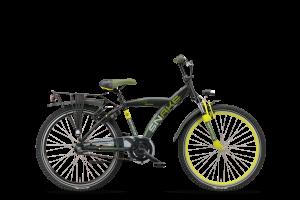 DeBatavus Snake is scherp geprijsd leverbaar bij de enige officiële Batavus Premium dealer van Alphen aan den Rijn; Van der Louw tweewielers.