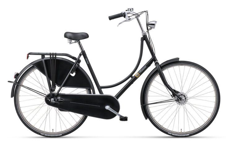 DeBatavus Old Dutch is scherp geprijsd leverbaar bij de enige officiële Batavus Premium dealer van Alphen aan den Rijn; Van der Louw tweewielers.