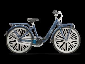 De Batavus Star is scherp geprijsd leverbaar bij de enige officiële Batavus Premium dealer van Alphen aan den Rijn; Van der Louw tweewielers.