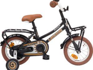 DeLoekie Pick-Up 12 inch meisjes is scherp geprijsd leverbaar bij de enige officiële Loekie dealer van Alphen aan den Rijn; Van der Louw tweewielers.