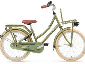 DeLoekie Pick-Up 20 inch meisjes is scherp geprijsd leverbaar bij de enige officiële Loekie dealer van Alphen aan den Rijn; Van der Louw tweewielers.