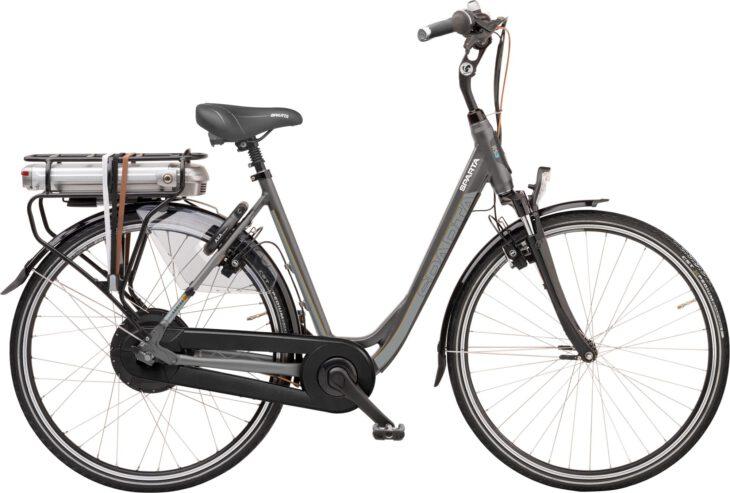 De Sparta R5E LTD 500Wh is scherp geprijsd leverbaar inclusief gratis accu upgrade bij de enige officiële Sparta Premium dealer van Alphen aan den Rijn; Van der Louw tweewielers.