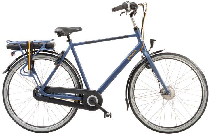 DeSparta Regular F7E LTD 400Wh is scherp geprijsd leverbaar bij de enige officiële Sparta Premium dealer van Alphen aan den Rijn; Van der Louw tweewielers.