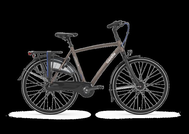 DeGazelle Chamonix C7 is scherp geprijsd leverbaar bij de enige officiële Gazelle Premium dealer van Alphen aan den Rijn; Van der Louw tweewielers.