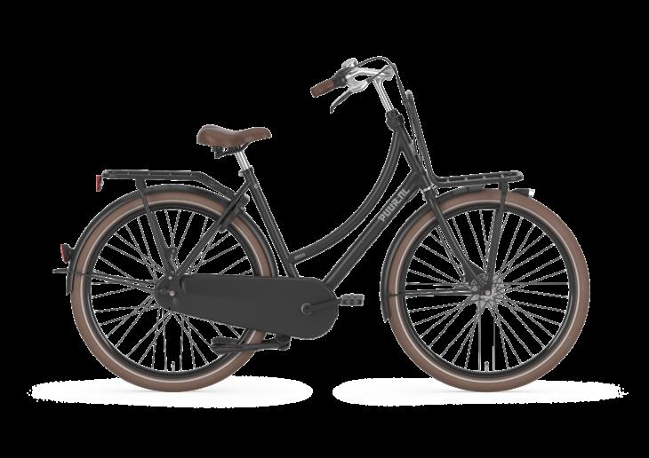 DeGazelle Puur NL 7V is scherp geprijsd leverbaar bij de enige officiële Gazelle Premium dealer van Alphen aan den Rijn; Van der Louw tweewielers.