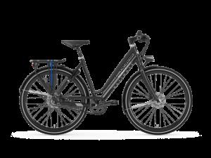 DeGazelle Ultimate S8 is scherp geprijsd leverbaar bij de enige officiële Gazelle Premium dealer van Alphen aan den Rijn; Van der Louw tweewielers.