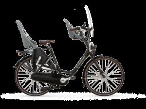 DeGazelle Bloom C7 is scherp geprijsd leverbaar bij de enige officiële Gazelle Premium dealer van Alphen aan den Rijn; Van der Louw tweewielers.