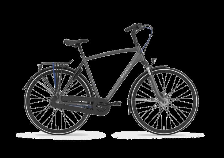 De Gazelle Vento C7 is scherp geprijsd leverbaar bij de enige officiële Gazelle Premium dealer van Alphen aan den Rijn; Van der Louw tweewielers.