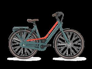 De Gazelle Citygo C3 is scherp geprijsd leverbaar bij de enige officiële Gazelle Premium dealer van Alphen aan den Rijn; Van der Louw tweewielers.