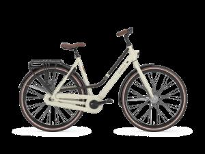 DeGazelle Citygo C is scherp geprijsd leverbaar bij de enige officiële Gazelle Premium dealer van Alphen aan den Rijn; Van der Louw tweewielers.