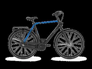 DeGazelle Citygo C3 is scherp geprijsd leverbaar bij de enige officiële Gazelle Premium dealer van Alphen aan den Rijn; Van der Louw tweewielers.