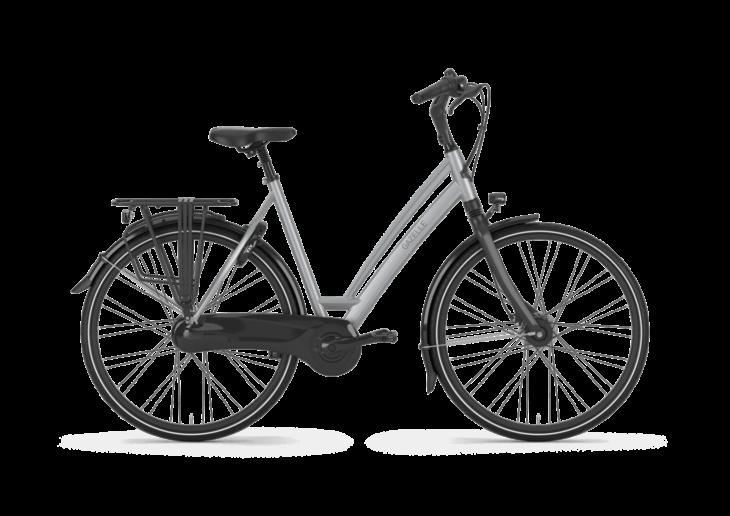 De Gazelle Chamonix C7 is scherp geprijsd leverbaar bij de enige officiële Gazelle Premium dealer van Alphen aan den Rijn; Van der Louw tweewielers.