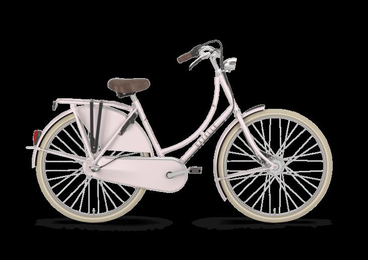 DeGazelle Classic is scherp geprijsd leverbaar bij de enige officiële Gazelle Premium dealer van Alphen aan den Rijn; Van der Louw tweewielers.