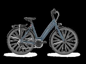 DeGazelle Chamonix S27 is scherp geprijsd leverbaar bij de enige officiële Gazelle Premium dealer van Alphen aan den Rijn; Van der Louw tweewielers.