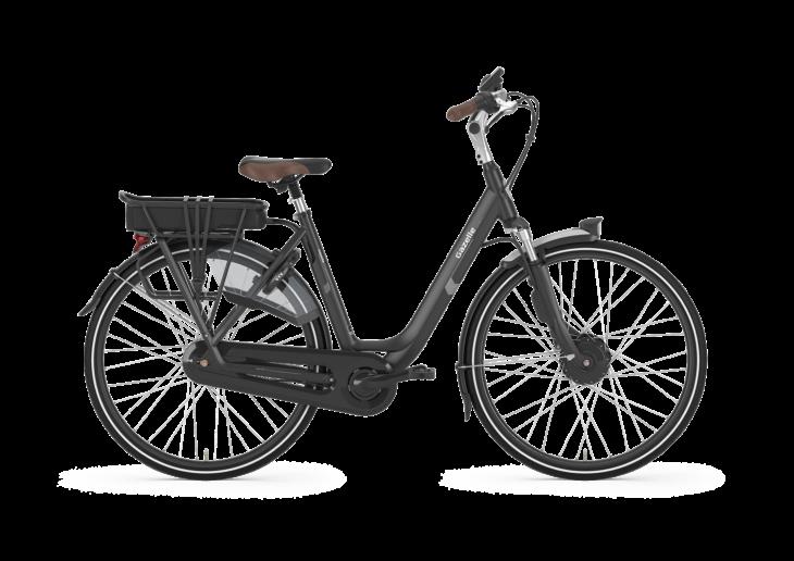 De Gazelle Grenoble C7+ HFPis scherp geprijsd leverbaar bij de enige officiële Gazelle Premium dealer van Alphen aan den Rijn; Van der Louw tweewielers.