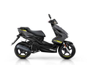 De Yamaha Aerox is scherp geprijsd leverbaar bij de enige officiele Yamaha dealer van Alphen aan den Rijn; Van der Louw tweewielers.