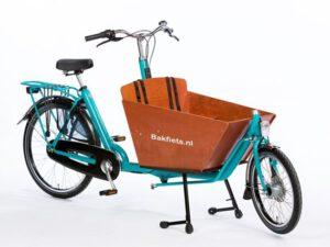 De Bakfiets.nl Cargo short is scherp geprijsd leverbaar bij de enige officiële Bakfiets.nl dealer van Alphen aan den Rijn; Van der Louw tweewielers.