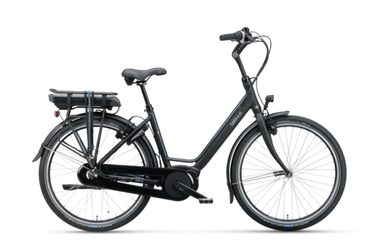 DeBatavus Wayz EGO Active control is scherp geprijsd leverbaar bij de enige officiële Batavus Premium dealer van Alphen aan den Rijn; Van der Louw tweewielers.