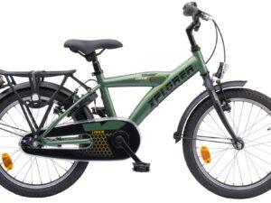 DeLoekie X-plorer 18 inch is scherp geprijsd leverbaar bij de enige officiële Loekie dealer van Alphen aan den Rijn; Van der Louw tweewielers.
