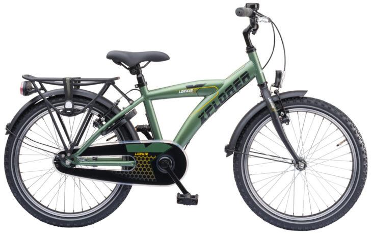 DeLoekie X-plorer 20 inch is scherp geprijsd leverbaar bij de enige officiële Loekie dealer van Alphen aan den Rijn; Van der Louw tweewielers.