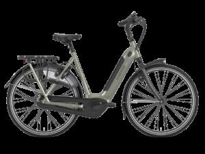 De Gazelle Grenoble C8 HMB is scherp geprijsd leverbaar bij de enige officiële Gazelle Premium dealer van Alphen aan den Rijn; Van der Louw tweewielers.