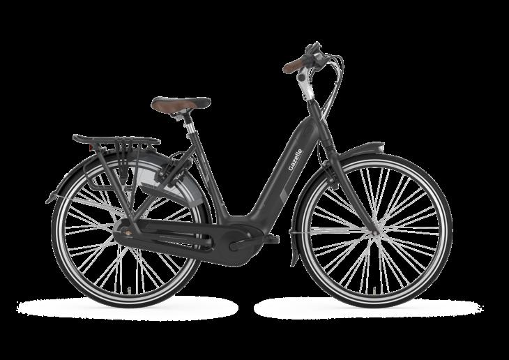 De Gazelle Grenoble C7+ HMB Elite is scherp geprijsd leverbaar bij de enige officiële Gazelle Premium dealer van Alphen aan den Rijn; Van der Louw tweewielers.