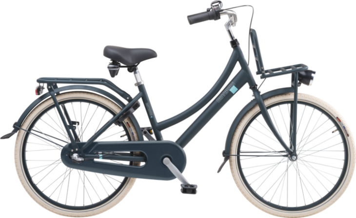 De Batavus CNCTD 26 inch is scherp geprijsd leverbaar bij de enige officiële Batavus Premium dealer van Alphen aan den Rijn; Van der Louw tweewielers.