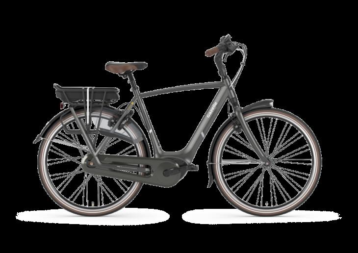 De Gazelle Grenoble C8 HMB Connect is scherp geprijsd leverbaar bij de enige officiële Gazelle Premium dealer van Alphen aan den Rijn; Van der Louw tweewielers.