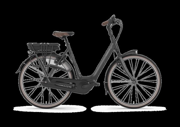 De Gazelle Orange C8+ HMB is scherp geprijsd leverbaar bij de enige officiële Gazelle Premium dealer van Alphen aan den Rijn; Van der Louw tweewielers.