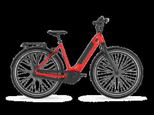 De Gazelle Ultimate C8+ HMBis scherp geprijsd leverbaar bij de enige officiële Gazelle Premium dealer van Alphen aan den Rijn; Van der Louw tweewielers.