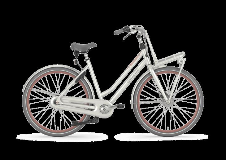 De Gazelle Miss Grace met 7 versnellingen is scherp geprijsd leverbaar bij de enige officiële Gazelle Premium dealer van Alphen aan den Rijn; Van der Louw tweewielers.