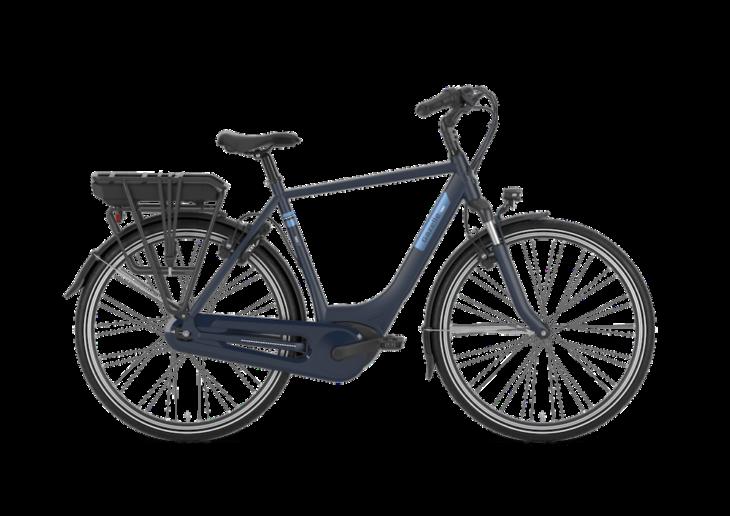 De Gazelle Paris C7 HMBis scherp geprijsd leverbaar bij de enige officiële Gazelle Premium dealer van Alphen aan den Rijn; Van der Louw tweewielers.