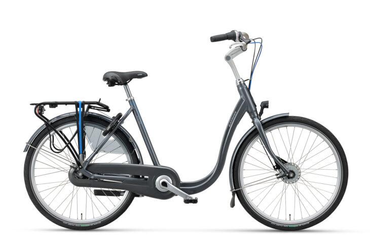 De BatavusEntree is scherp geprijsd leverbaar bij de enige officiële Batavus Premium dealer van Alphen aan den Rijn; Van der Louw tweewielers.