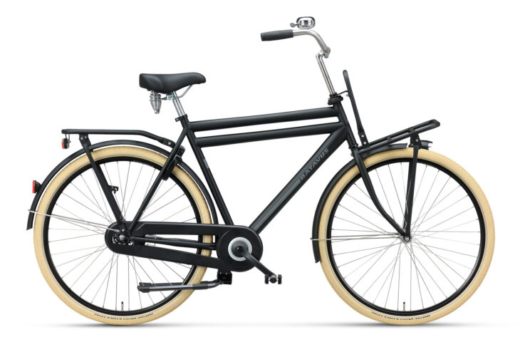 DeBatavus Packd start is scherp geprijsd leverbaar bij de enige officiële Batavus Premium dealer van Alphen aan den Rijn; Van der Louw tweewielers.