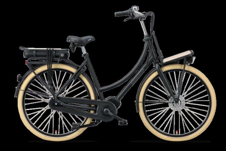 DeBatavus PACKD EGO plus is scherp geprijsd leverbaar bij de enige officiële Batavus Premium dealer van Alphen aan den Rijn; Van der Louw tweewielers.