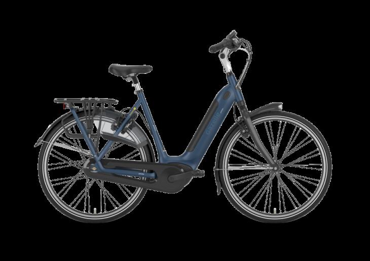De Gazelle Grenoble C8+ HMB is scherp geprijsd leverbaar bij de enige officiële Gazelle Premium dealer van Alphen aan den Rijn; Van der Louw tweewielers.